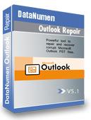 Software de reparación de Outlook DataNumen