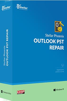 Stellar Phoenix Outlook PST Repair Softwre