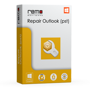 Remo reparar Outlook (PST)